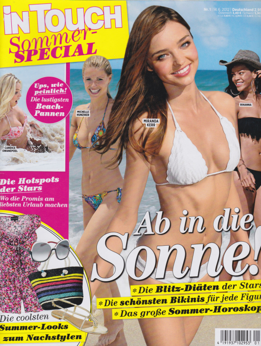 INTOUCH SOMMERSPECIAL