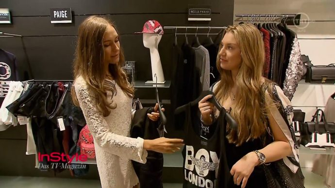 FASHION BOULEVARD | INSTYLE - DAS TV-MAGAZIN