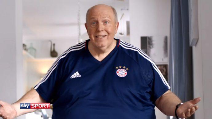 Sky Sport Bundesliga Reiner Calmund